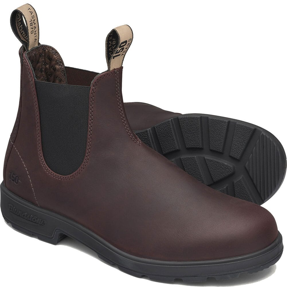 Image for Blundstone Men's Anniversary Series Chelsea Boots - Auburn from elliottsboots