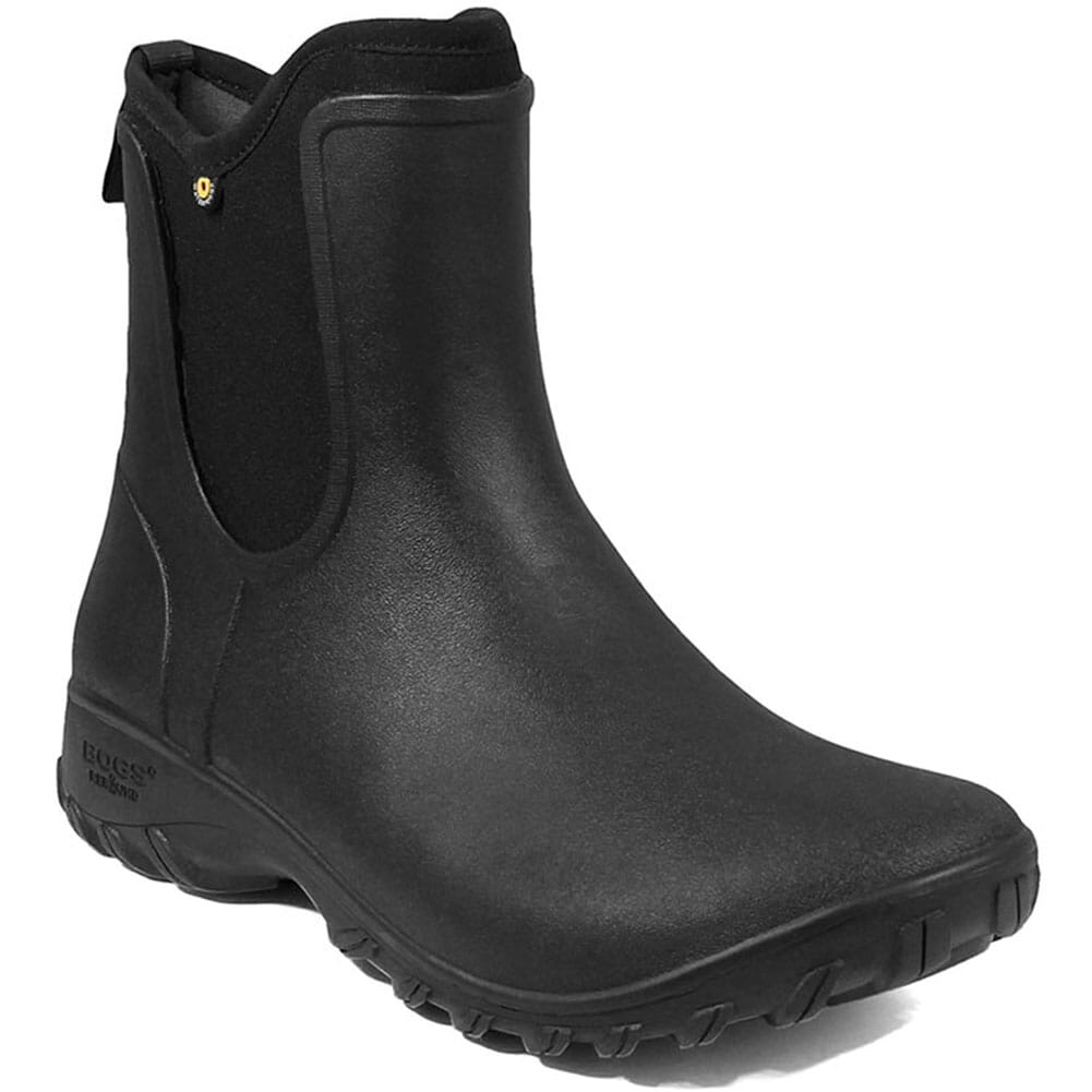 Image for Bogs Women's Sauvie Rubber Boots - Black from bootbay