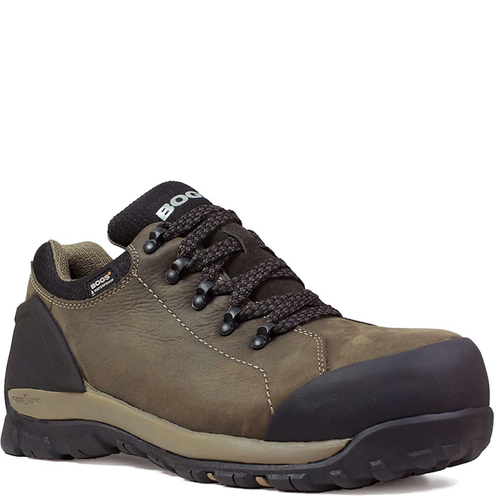 Image for Bogs Men's Foundation Safety Shoes - Brown from bootbay