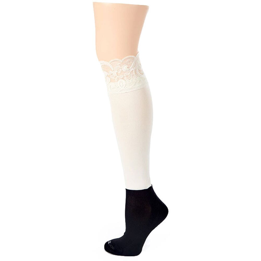 Image for Darby Lacie Lace Boottights - Cream from bootbay