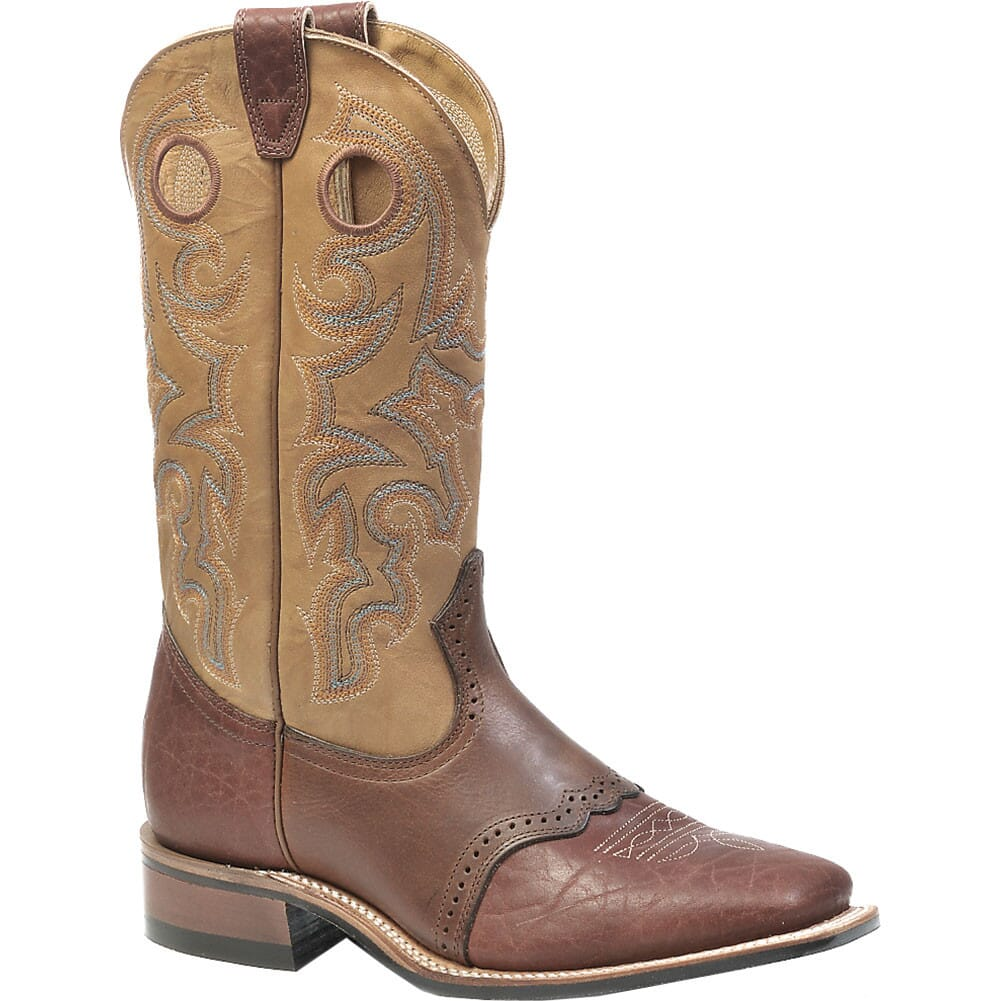 Image for Boulet Men's Bullhide Western Boots - Grizzly Sand from bootbay