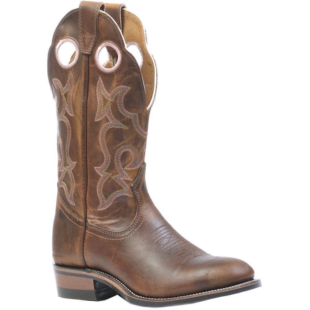 Image for Boulet Women's Super Roper Western Boots - Tan Spice from elliottsboots