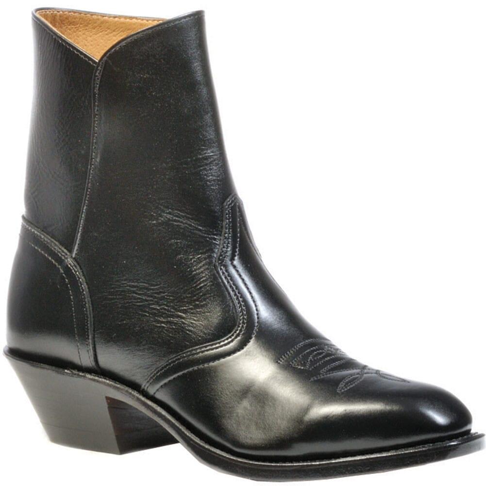 Image for Boulet Men's Dress Toe Western Boots - Torino Black from bootbay