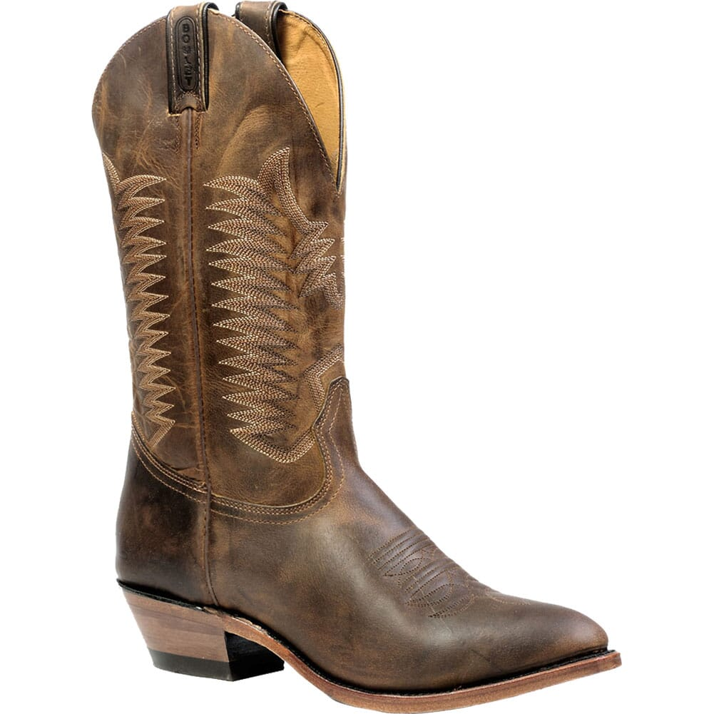 Image for Boulet Men's Cowboy Toe 13in Western Boots - Hillbilly Golden from bootbay