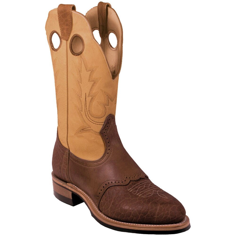 Image for Boulet Men's Western Buckaroo - Butterscotch from bootbay