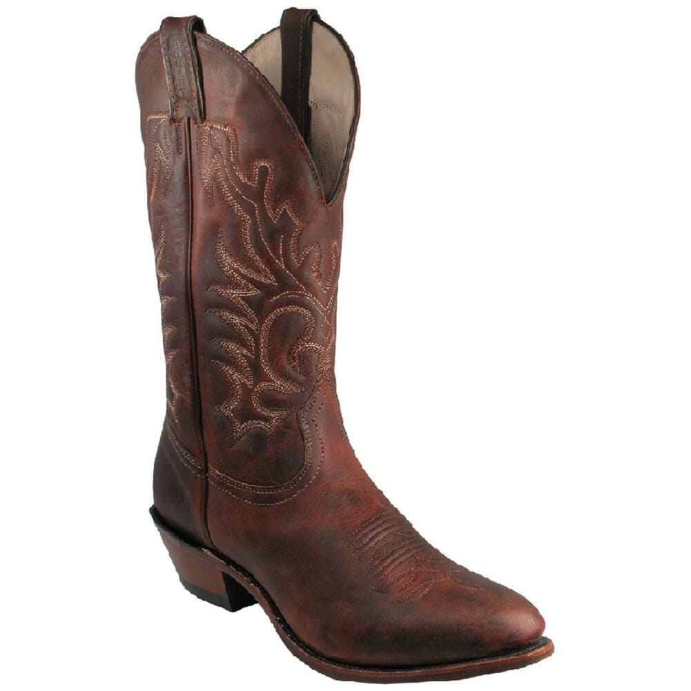 Image for Boulet Men's Cowboy Toe Western Boots - Copper from bootbay