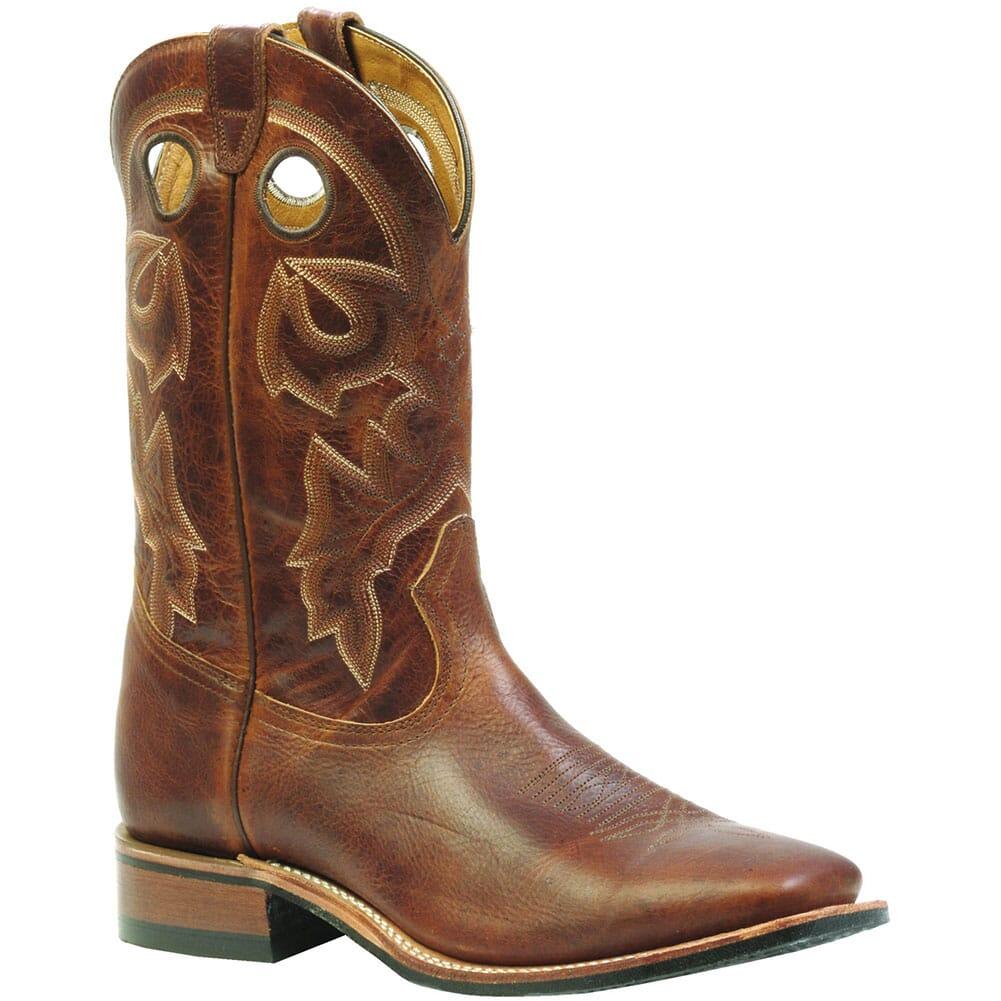 Image for Boulet Men's Stockman Heel Western Boots - Dimiana Moka from bootbay