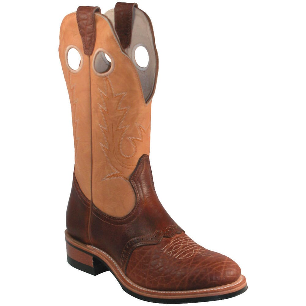 Image for Boulet Women's Super Roper Western Boots - Cognac from elliottsboots