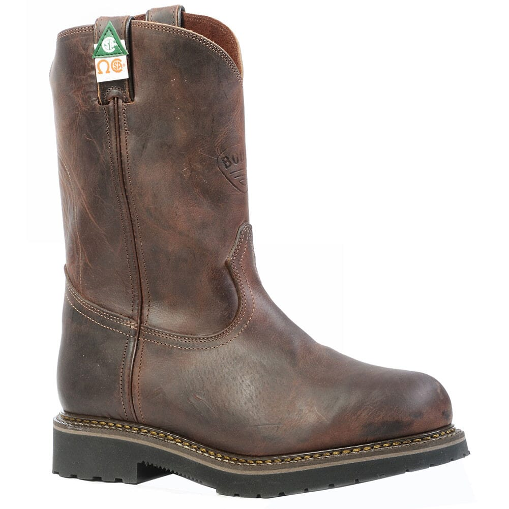 Image for Boulet Men's Lenzi Puncture Safety Boots - Laid Back Copper from bootbay
