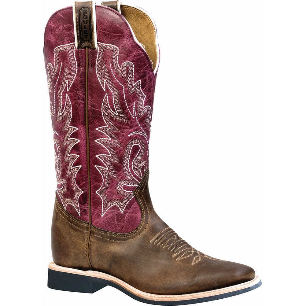 Image for Boulet Women's Extralight Western Boots - Magenta from bootbay