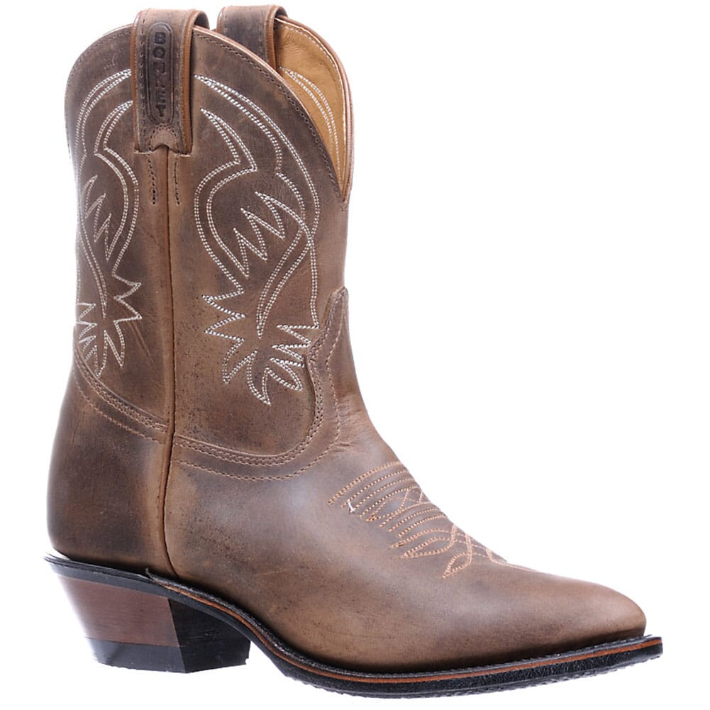 Image for Boulet Women's Rider Sole Western Boots - Hillbilly Golden from bootbay