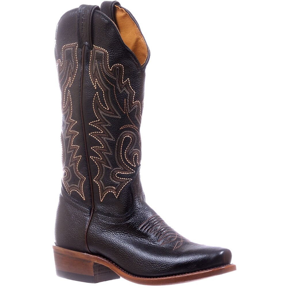 Image for Boulet Women's Cutter Toe Western Boots - Sporty Black from elliottsboots