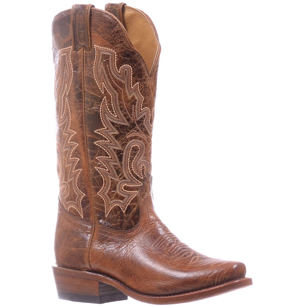 Image for Boulet Women's Puma Madera Western Boots - Brown from elliottsboots