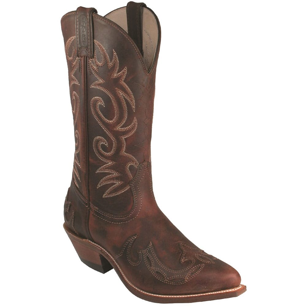Image for Boulet Women's Laid Back Western Boots - Copper from bootbay
