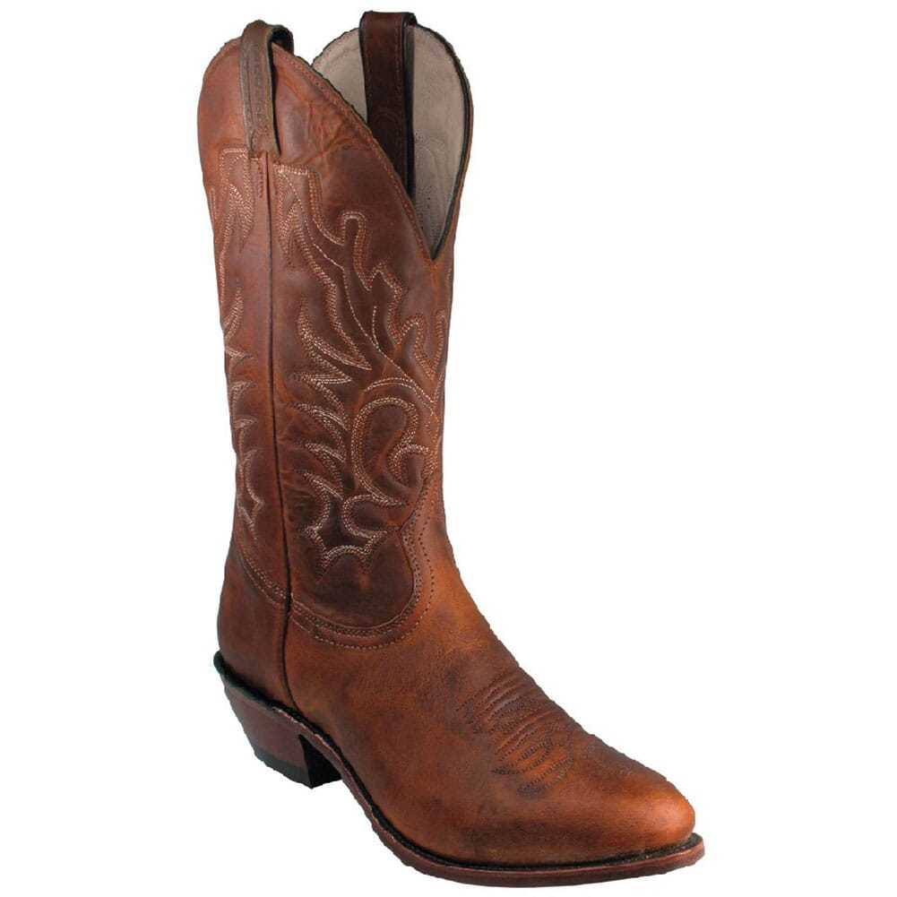 Image for Boulet Men's Laid Back Western Boots - Tan Spice from bootbay