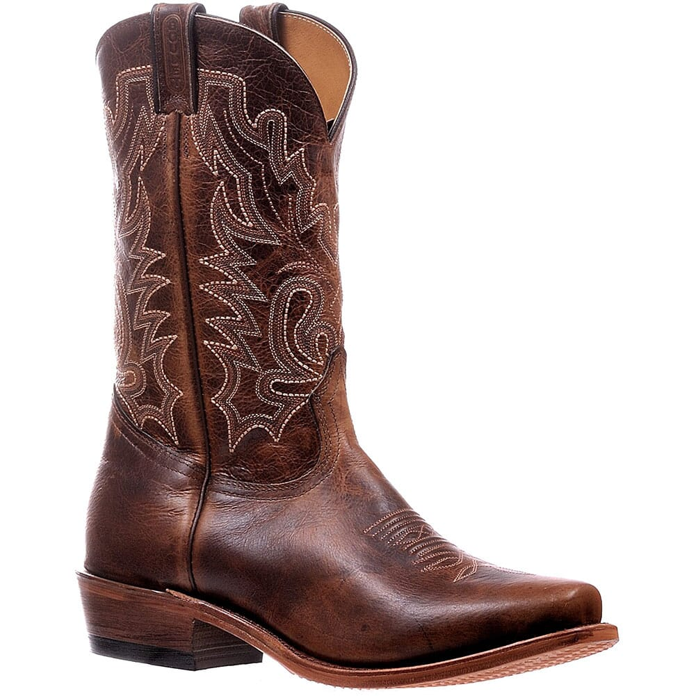 Image for Boulet Men's Rider Sole Western Boots - Moka from bootbay