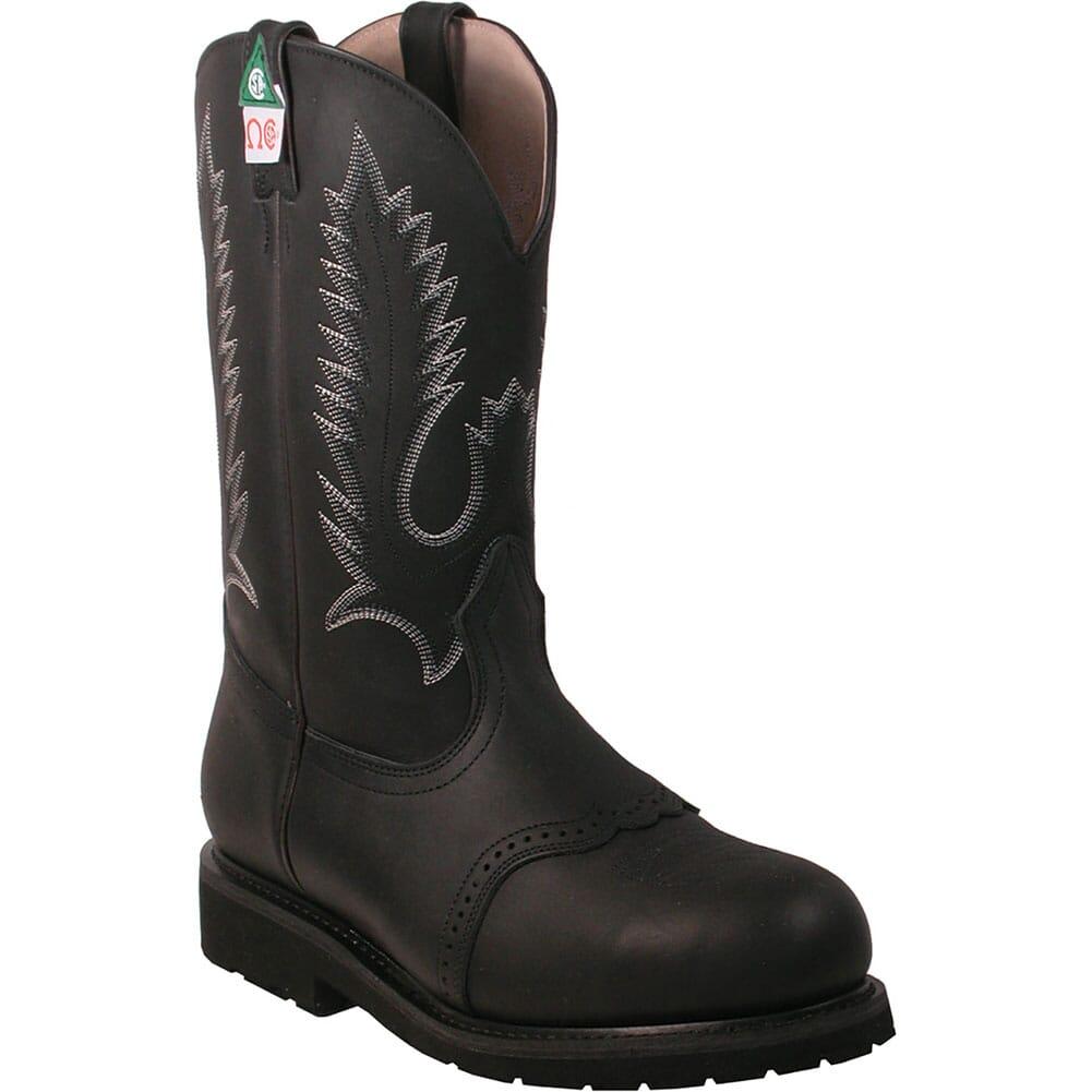 Image for Boulet Men's Kevlar Flame Retardant Safety Boots - Black from bootbay