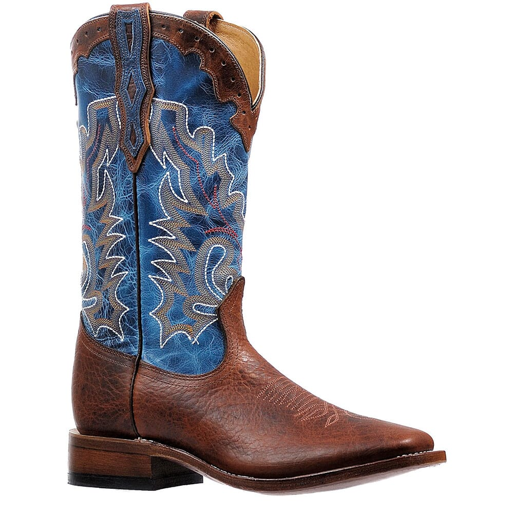 Image for Boulet Men's Lava Electric Western Boots - Electric Blue from bootbay