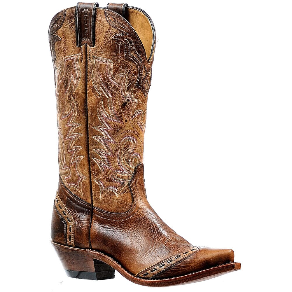 Image for Boulet Women's Damiana Western Boots - Taupe from elliottsboots