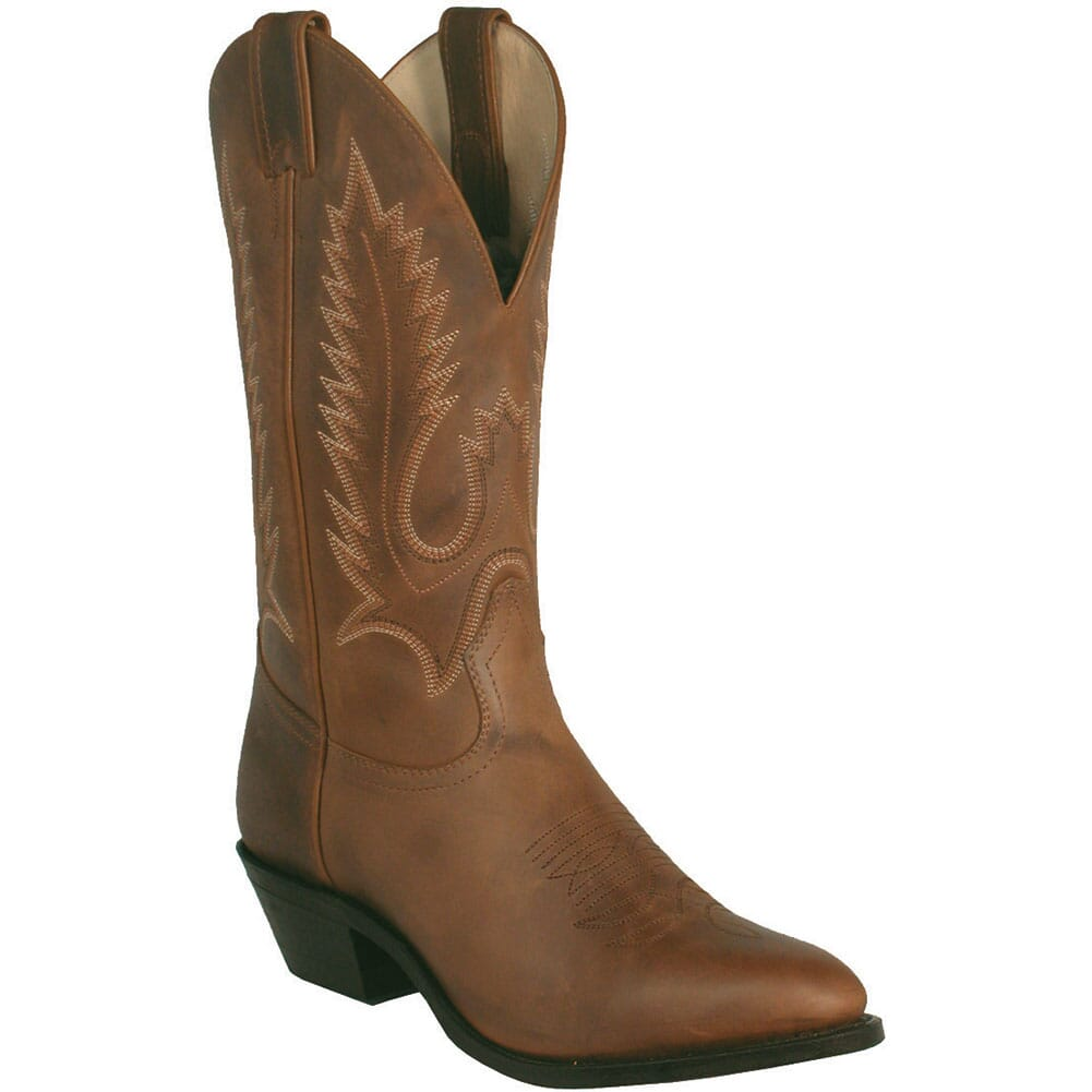 Image for Boulet Men's Challenger Western Boots - Brown from bootbay