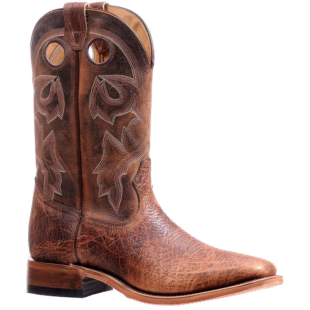 Image for Boulet Men's Virginia Mesquite Western Boots - Bison from bootbay