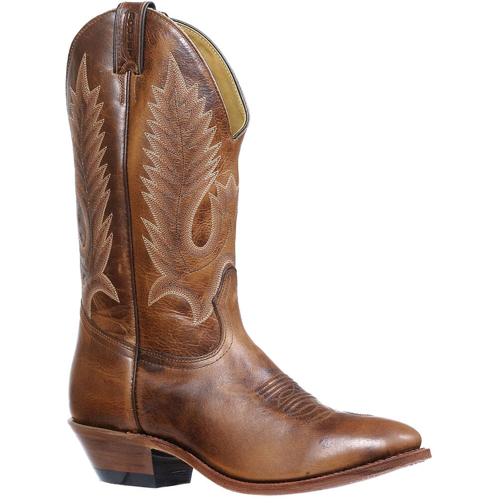 Image for Boulet Men's Damiana Mola Western Boots - Brown from bootbay