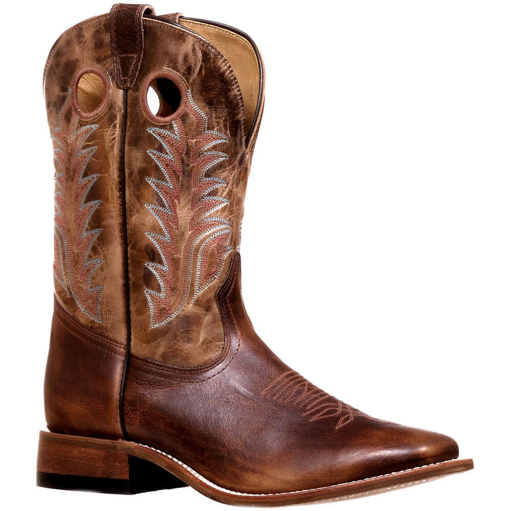 Image for Boulet Men's Damiana Moka Western Boots - Dublin Taupe from bootbay