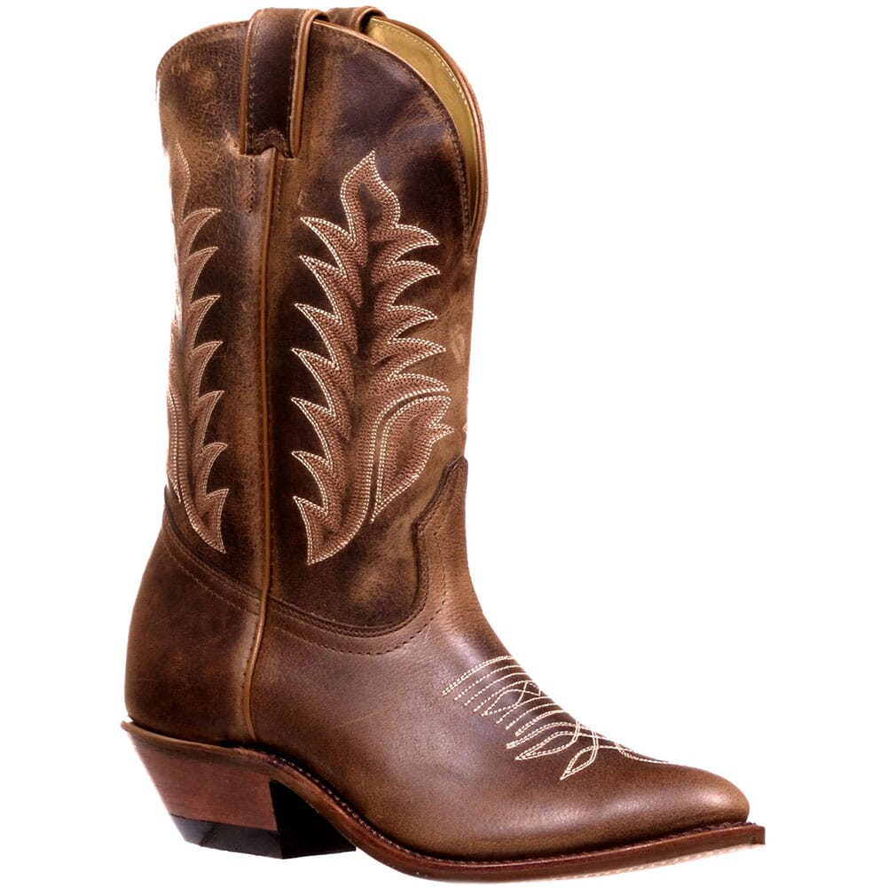 Image for Boulet Women's Challenger Western Boots - Virginia Mesquite from elliottsboots