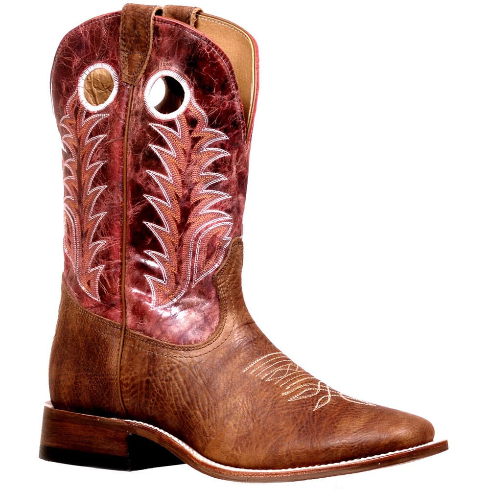 Image for Boulet Men's Vitro Rojo Western Boots - Ocre from bootbay