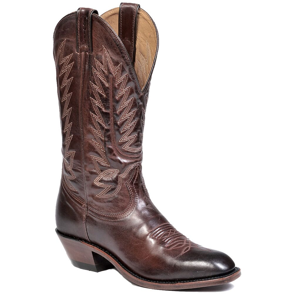 Image for Boulet Men's Ranch Hand Leather Welt Western Boots - Brown from bootbay