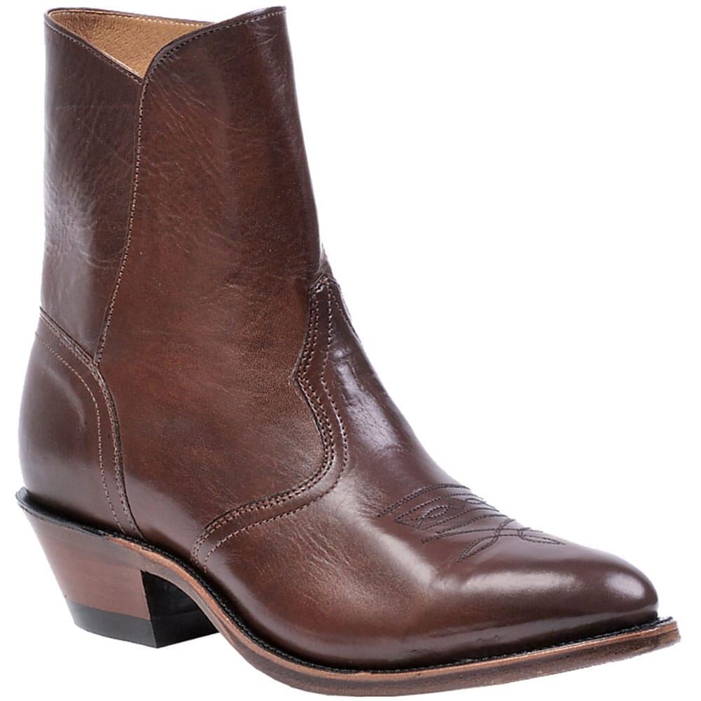 Image for Boulet Men's Ranch Hand Western Dress Boots - Tan from bootbay