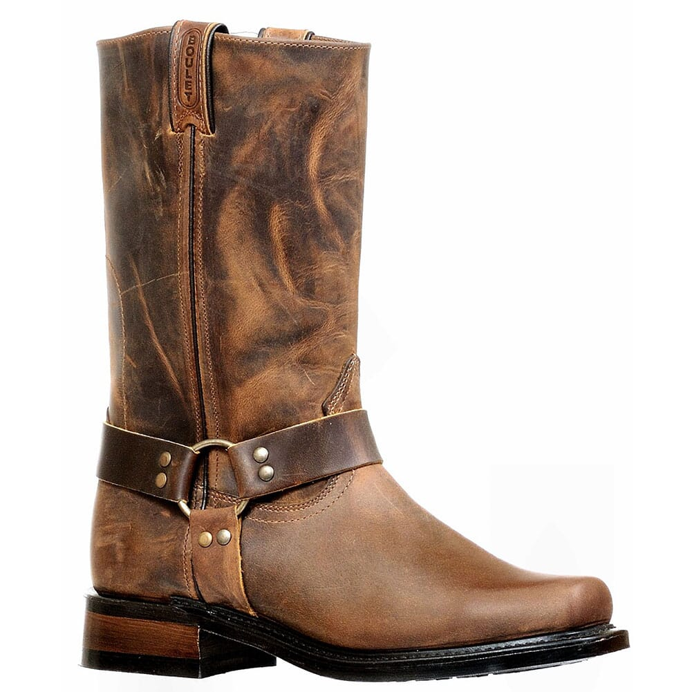 Image for Boulet Men's Engineer Motorcycle Boots - HillBilly Golden from bootbay
