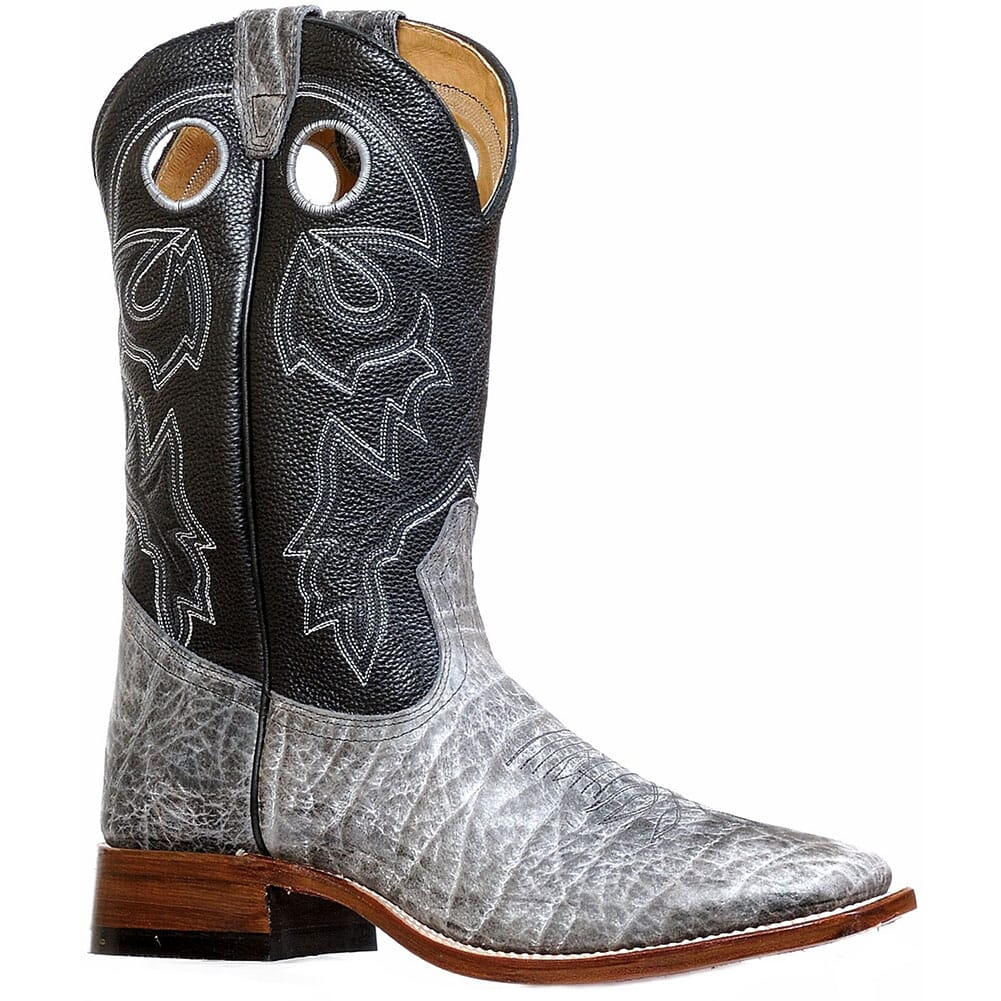 Image for Boulet Men's Gryzzle Western Boots - Black from bootbay
