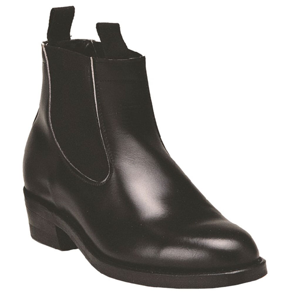 Image for Boulet Men's Torino Calf Shiny Work Boots - Black from bootbay