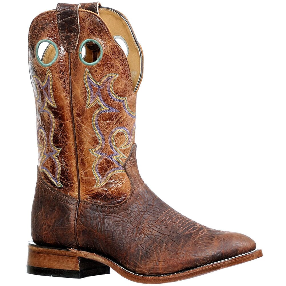 Image for Boulet Men's Puma Madera Western Boots - Brown from bootbay