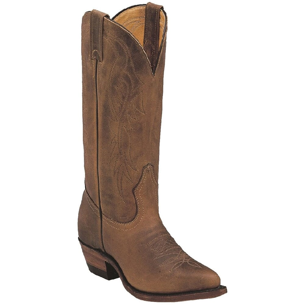 Image for Boulet Women's Leather Outsole Western Boots - HillBilly Golden from elliottsboots