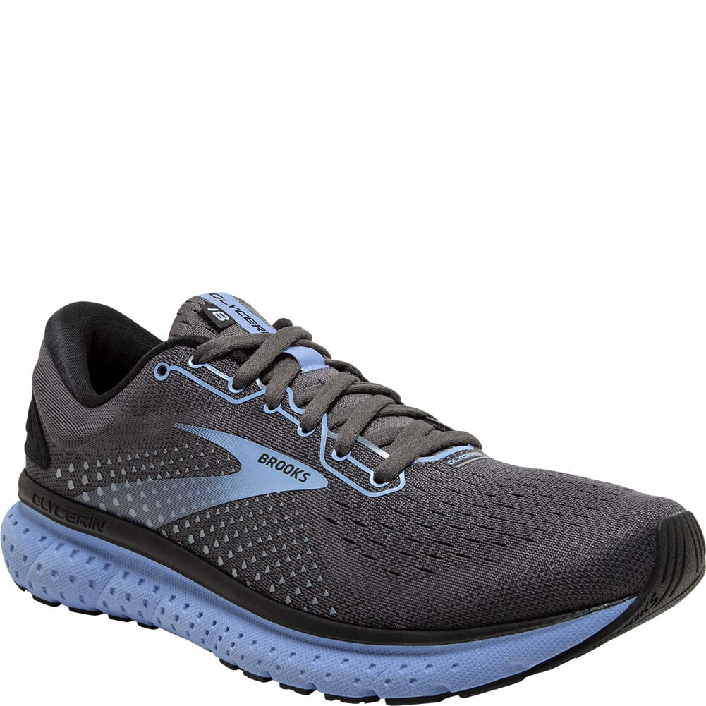 Image for Brooks Women's Glycerin 18 Athletic Shoes - Black from bootbay