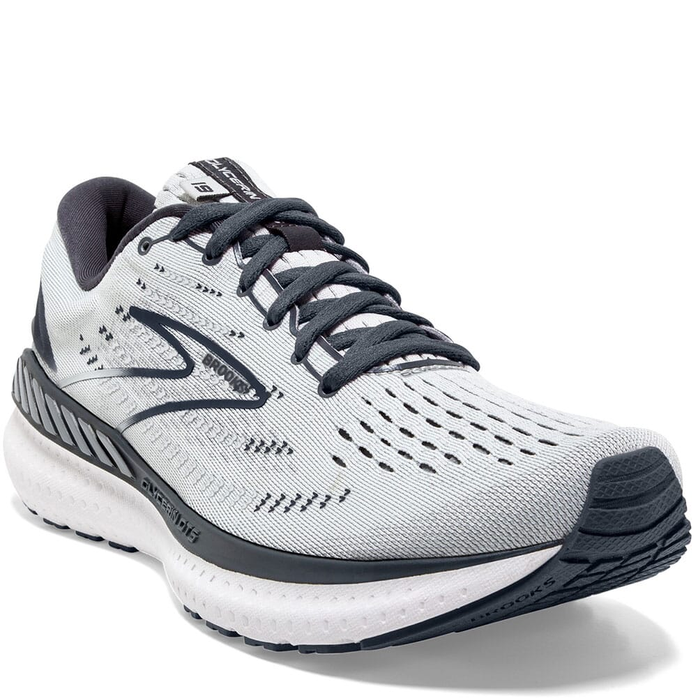 Image for Brooks Women's Glycerin 19 GTS Athletic Shoes - Grey/Black from bootbay