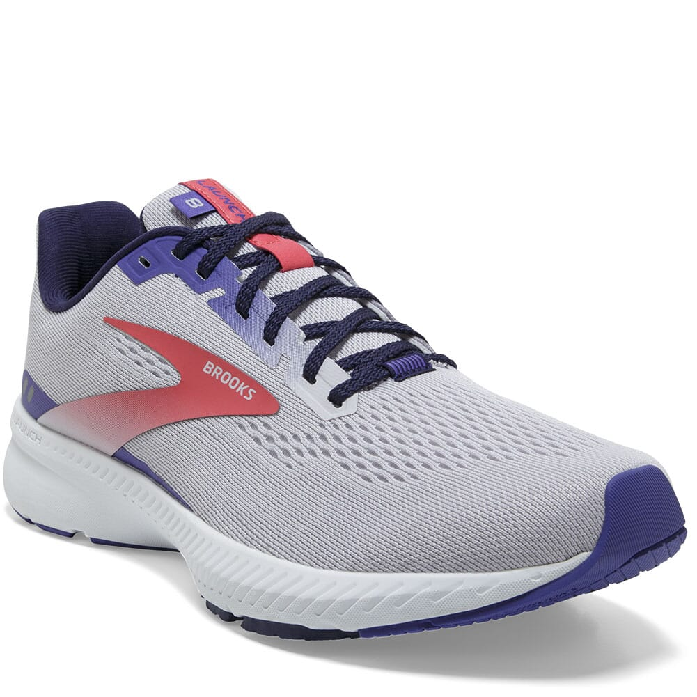 Image for Brooks Women's Launch 8 Running Shoes - Lavender from elliottsboots