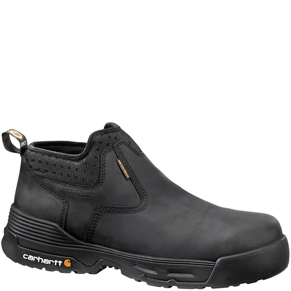 Image for Carhartt Men's Force Safety Shoes - Black from bootbay