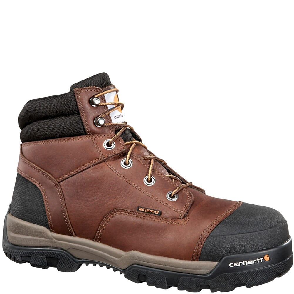 Image for Carhartt Men's Ground Force Work Boots - Brown from bootbay