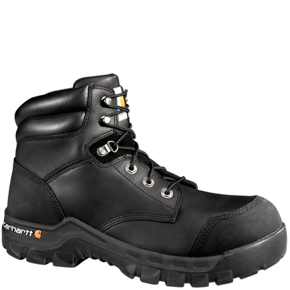 Image for Carhartt Men's Rugged Flex BLK Safety Boots - Black from bootbay