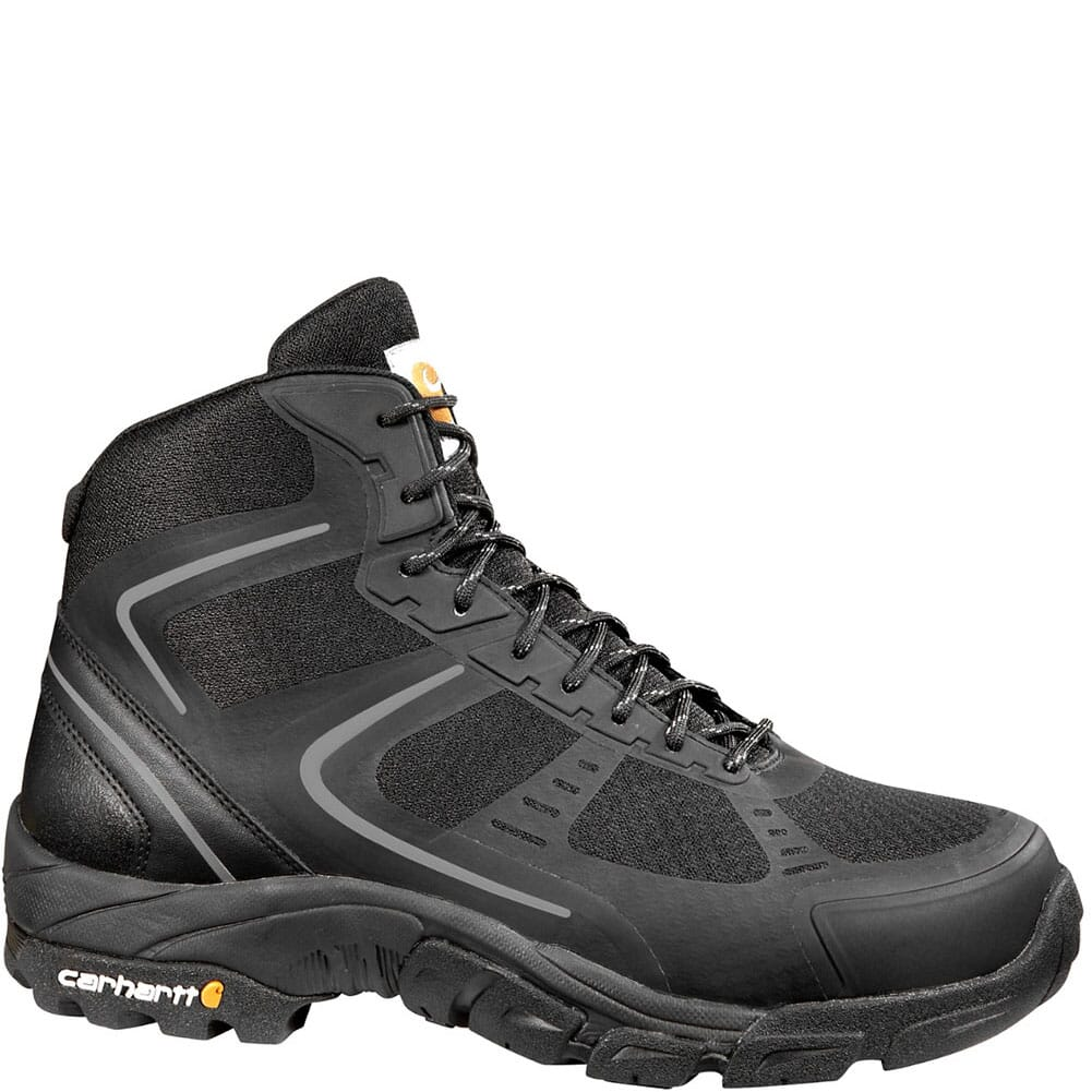 Image for Carhartt Men's Lightweight Safety Boots - Black from bootbay