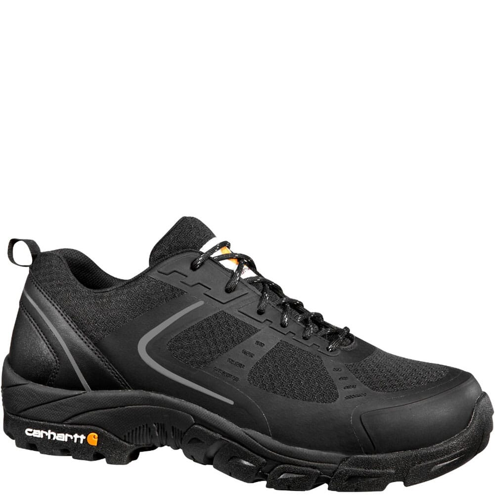 Image for Carhartt Men's Lightweight Safety Shoes - Black from bootbay