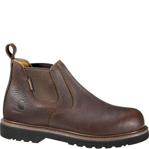Image for Carhartt Men's Romeo Safety Boots - Brown from bootbay