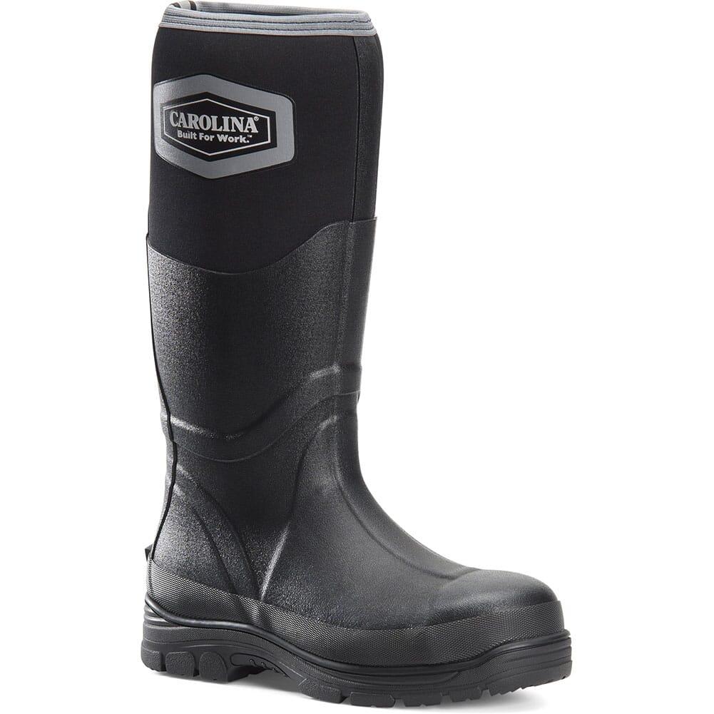 Image for Carolina Men's Mud Jumper PR Safety Boots - Black from bootbay