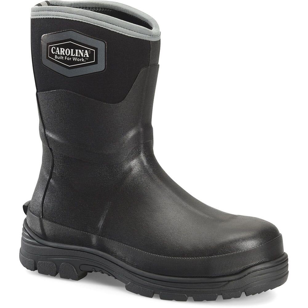 Image for Carolina Men's Mud Jumper WP Safety Boots - Black from bootbay