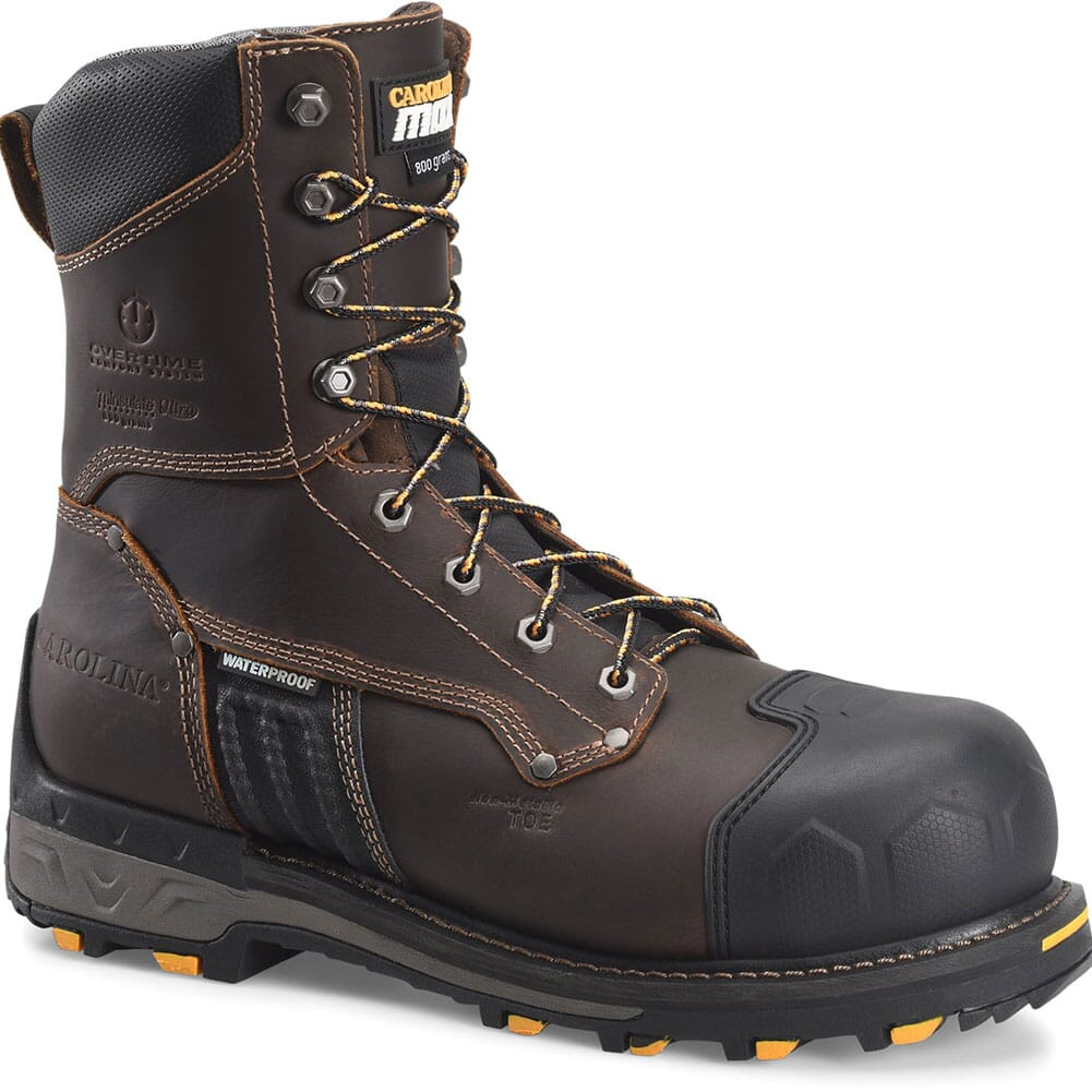 Image for Carolina Men's Maximus 2.0 Safety Boots - Brown from bootbay