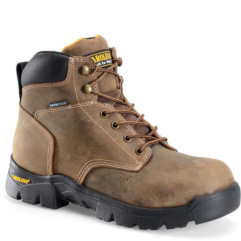 Image for Carolina Men's Circuit Work Boots - Brown from bootbay