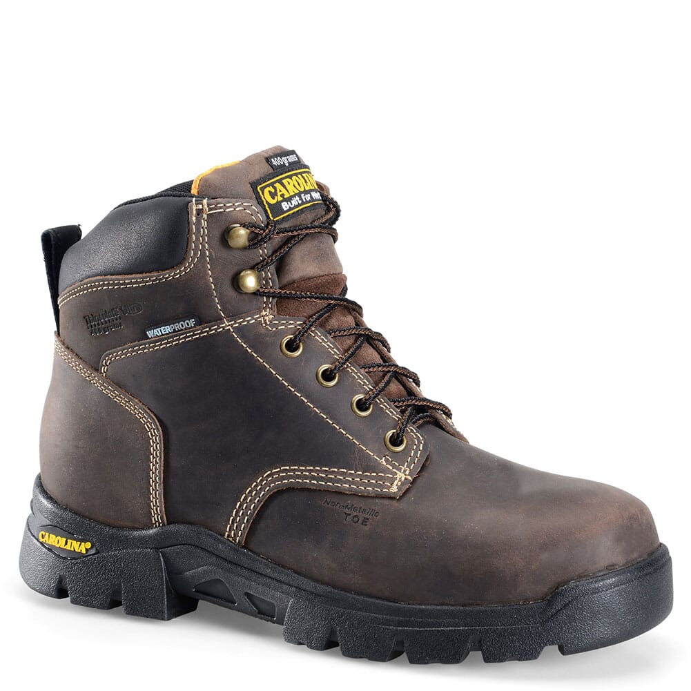 Image for Carolina Men's Insulated Circuit Safety Boots - Brown from bootbay